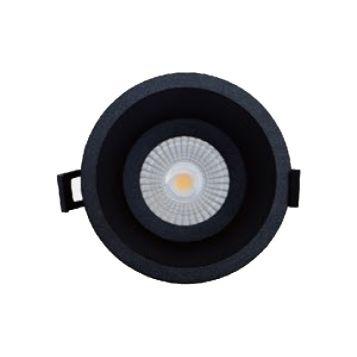 10w DL9453 Black LED Downlight (60 Degree Beam - 850lm)