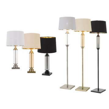 L2-5750 Table and Floor Lamp Range