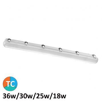 L2U-7346 36w LED Weatherproof Batten Light