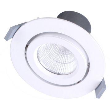 9w S9146 Gimble LED Downlight (60 Degree Beam - 800lm)