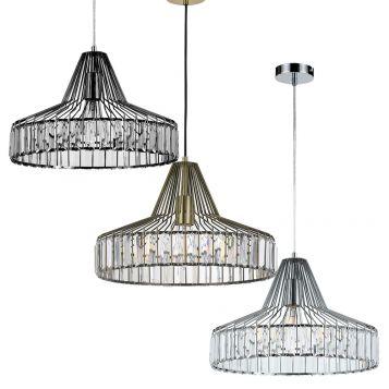 L2-1717 Modern Glass Crystal Pendant Light Range from