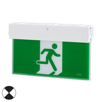 L2U-7385 LED Slimline Emergency Exit Sign