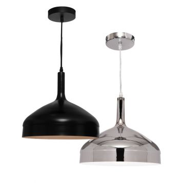 L2-11156 Metal Dome Pendant Light Range