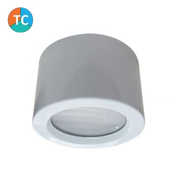 Selectable 28w/40w S9523 Surface Mounted Tri-Colour LED Downlight (105 Beam - 2800lm)
