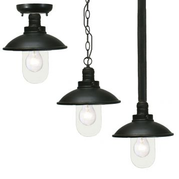 L2-7170 Industrial Exterior Pendant and CTC Light Range