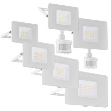 L2U-41211 LED Floodlight Range with optional Sensor