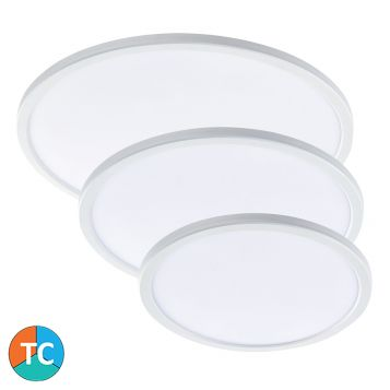L2U-9224 Tri-Colour LED Oyster Ceiling Light Range