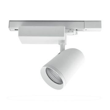 L2-3150 25w Three Phase LED Track Light - White