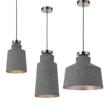 L2-1696 Grey Pendant Light Range from