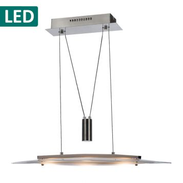 L2-1364 LED Rise and Fall Pendant Light