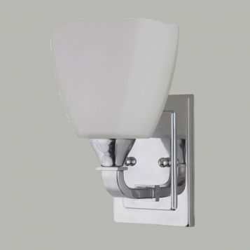 L2-6278 Chrome Traditional Wall Bracket