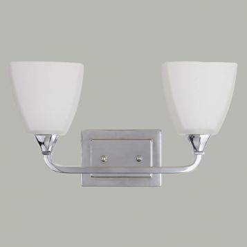 L2-6279 Chrome Traditional Wall Bracket
