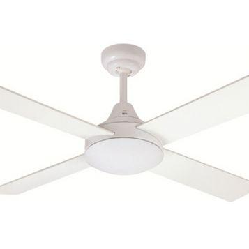 Glendale 1200 Ceiling Fan - White