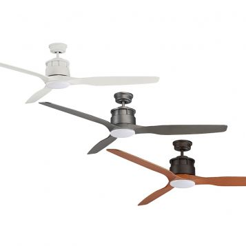 """Governor 1520mm (60"""") ABS 3 Blade Ceiling Fan Range with LED Light"""