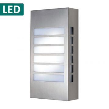 L2U-4292 Outdoor Stainless Steel LED Wall Light