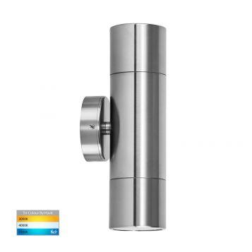 L2-775 Titanium Up/Down 12v/240v Wall Pillar Light