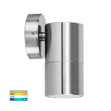 L2-776 Titanium Fixed Single 12v/240v Wall Pillar Light
