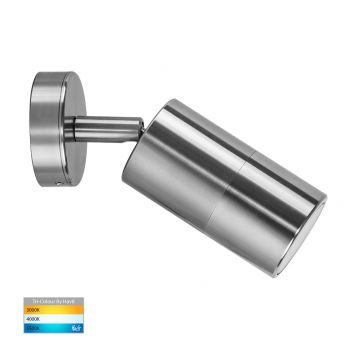 L2-777 Titanium Single Adjustable 12v/240v Wall Pillar Light