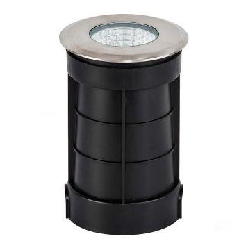 L2U-4613 7w 12v/240v LED In-ground Uplighter