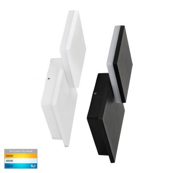 L2U-4771 Square Adjustable LED Wall Light Range