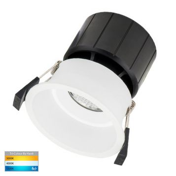 12w HV5513T White LED Downlight (45 Degree Beam - 1000lm)