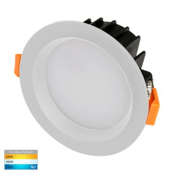 8w DL5522T White LED Downlight (120 Degree Beam - 715lm)