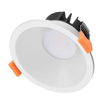 9w DL5528 White Dimmable LED Downlight (1800K-3000K)