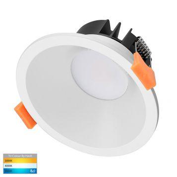 9w HV5528T White LED Downlight (90 Degree Beam - 745lm)