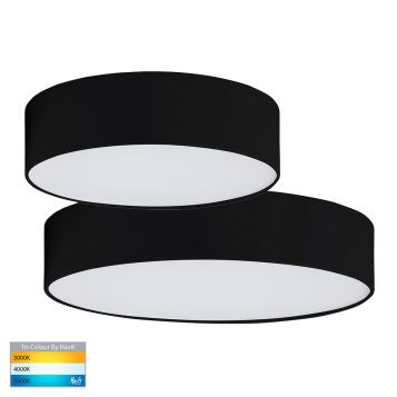 L2U-41131 Black Surface Mounted LED Ceiling Light Range