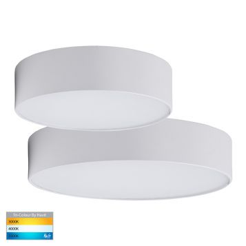 L2U-41130 White Surface Mounted LED Ceiling Light Range