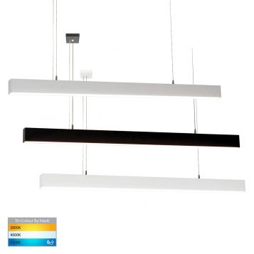 L2-1794 High Output 40w LED Linear Pendant Light - 60mm x 70mm