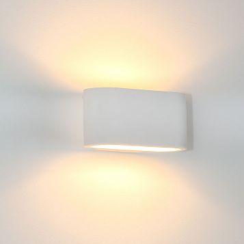L2-6312 Plaster LED Wall Light