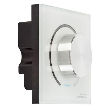 L2U-7432 Single Colour, 4 Zone 2.4GHZ LED Strip Dimmer Control Panel