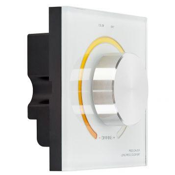 L2U-7433 4 Zone, 2.4GHZ Colour Temp (CT) LED Strip Control Panel