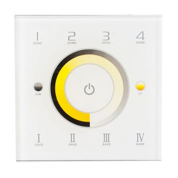 L2U-7406 Colour Temp (CT) Wireless Touch Panel Controller