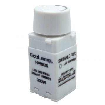 L2U-7418 3-300w (240v) LED Dial Dimmer