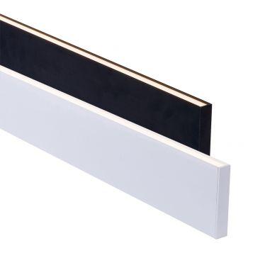 L2U-7262 Slim Square Aluminium Profile