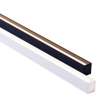 L2U-7263 Square Aluminium Profile