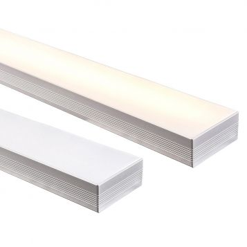 L2U-7219 Large Deep Square Aluminium Profile