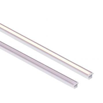L2U-7265 Micro Square Winged Aluminium Profile