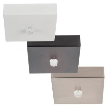 L2-952 Square Surface Mounted Canopy