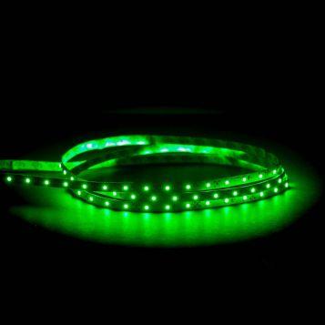 L2U-7123 4.8w/m Indoor (IP20) Flexible LED Strip Light - Green
