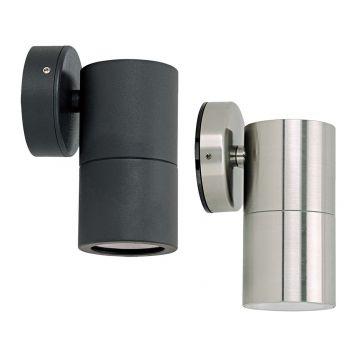 L2-7218 (12v) Single Fixed Exterior Wall Light Range from