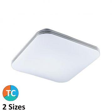 L2U-997 Square Tri-Colour LED Ceiling Light Range
