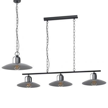L2-11541 Chain Pendant Light Range - Antique Nickel
