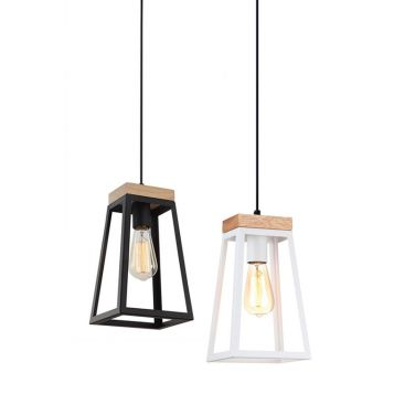 L2-11018 Trapezium Iron Pendant Light Range