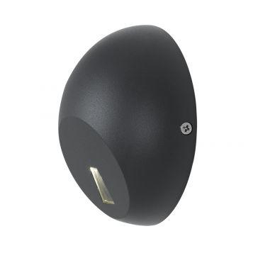 L2U-41005 3w LED Exterior Wall Light (IP54)