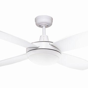 Martec Lifestyle Mini Ceiling Fan with 2 x E27 Light Kit