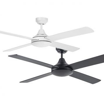 """Link 1220mm (48"""") AC 4 Blade Ceiling Fan Range"""
