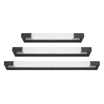 L2-6243 Black LED Vanity Wall Light Range